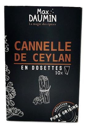Cannelle de Ceylan en dosettes