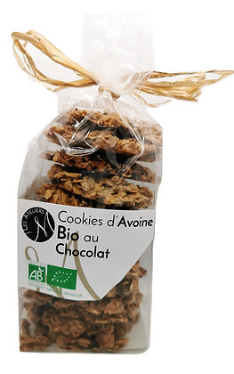 Cookies Avoine & Chocolat