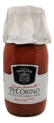 Sauce tomate au fromage Pecorino
