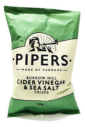 Chips - Vinaigre de pomme et sel marin