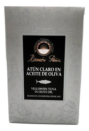 Thon dans de l'huile d'olive