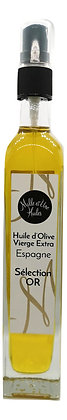 Huile d'olive vierge extra en spray