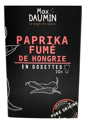 Paprika Fumé en dosettes