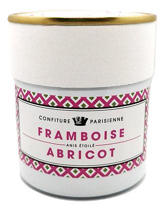 Confiture Framboise, Abricot et Anis étoilé