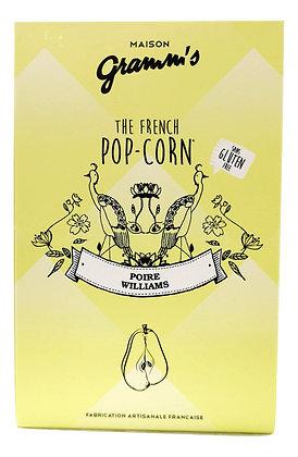 Pop-corn Caramel beurre salé et Poire