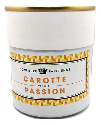 Confiture Carotte, Passion et Vanille