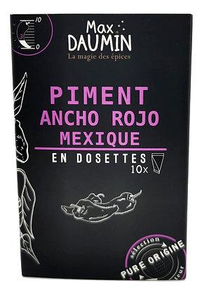Piment Ancho en dosettes