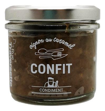 Confit Oignon au caramel