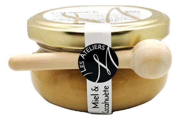 Miel à la Cacahuète