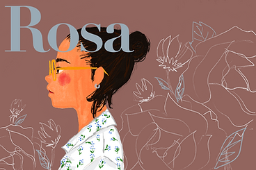 Rosa Cover Illustration