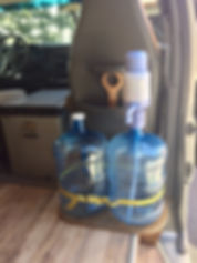 Fridge, Water Pump
