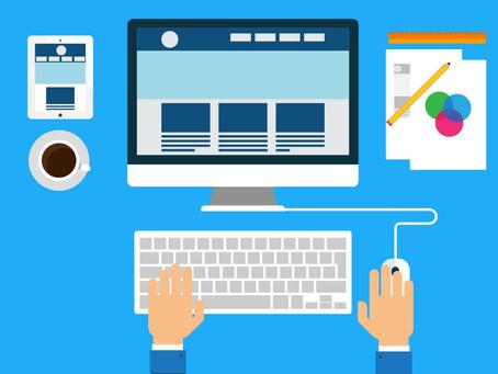 7 tendencias actuales de diseño web
