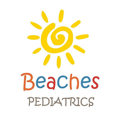 Beaches Pediatrics logo Pediatrician Jacksonville FL Bartram Park Medical Care Newborn Children Adolescents Pediatric Florida