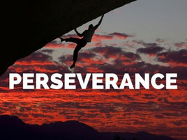 Persevering