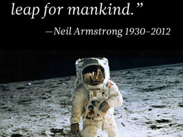 I did not say THAT! -Neil Armstrong