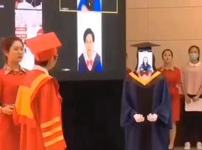今年毕业典礼将结合Robotics, Computer Vision & Voice Recognition等技术