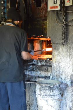 1600 Ton Mechanical Forge Press