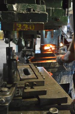 Forging Trim Press