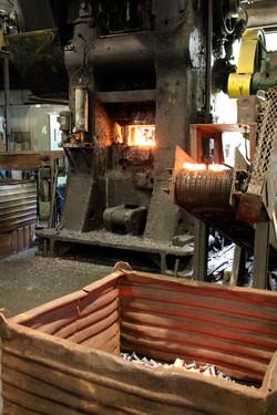 1600 Ton Forging Press Cell