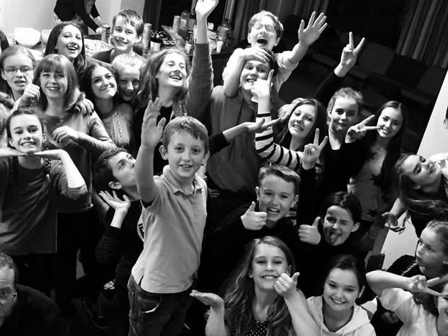 The Joy of Theatre