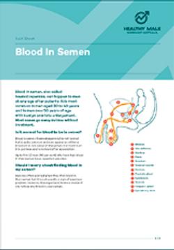 Blood in Semen