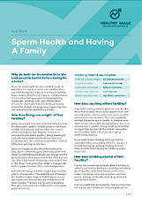Sperm Health and Having a Family