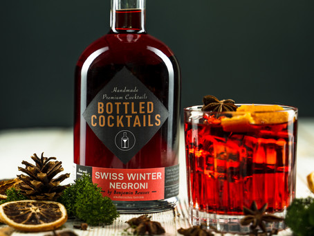 Out now: Swiss Winter Negroni by Benjamin Reusser