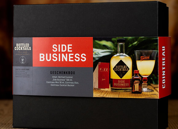 Geschenkset Cocktail Side Business, 0.5 Liter, 10.2 % Vol