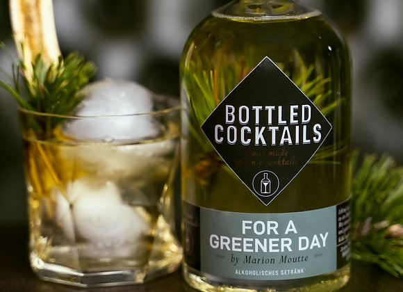 For A Greener Day by Marion Moutte, 0.5 Liter, 10.3 Vol. %