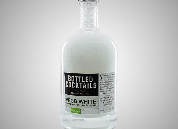 Produktmuster Vegg White Eiweissersatz für Cocktails 100ml