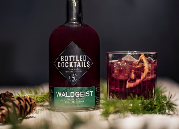 Reseller Waldgeist by Benjamin Reusser, 0.5 Liter, 24.8 % Vol./ / 6 Flaschen