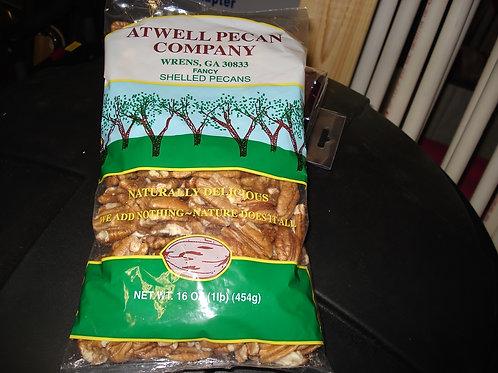 Georgia Pecans - 1 lbs bag