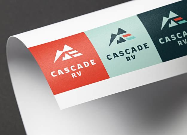 Cascade RV Logo Sheet