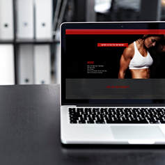 Ironclad Gym Website