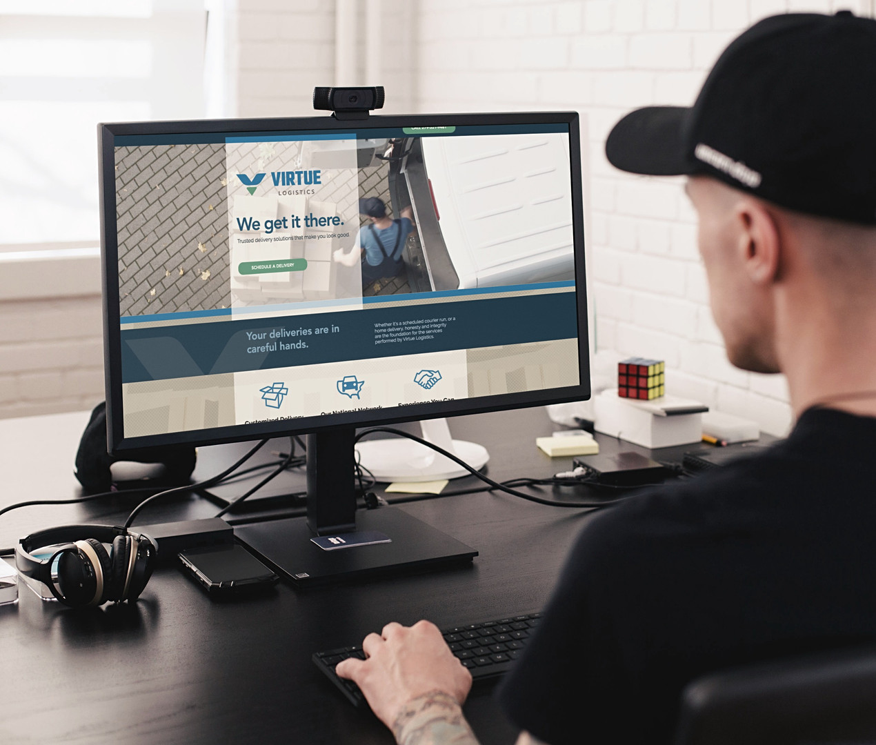 Virtue Logistics - Courier and Delivery