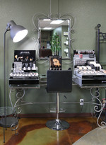 Product Station for Skin Care