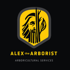 Alex the Arborist Branding and Logo Development