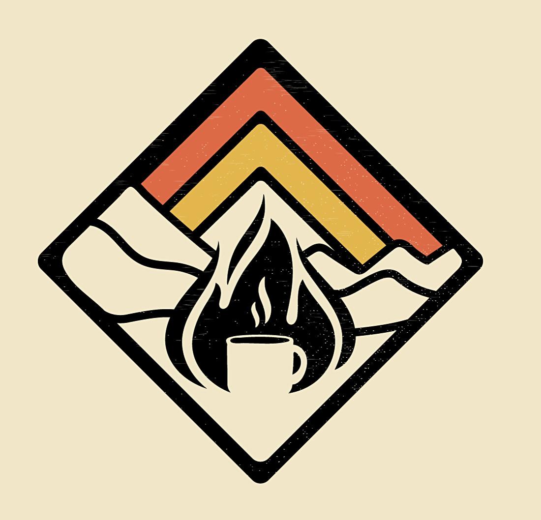 Coffee & Campfires Logo