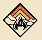 Coffee and Campfires Badge