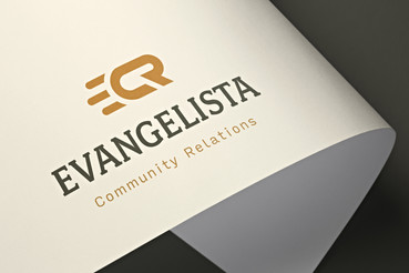 Logo Design for Evangelista Comunity Relations