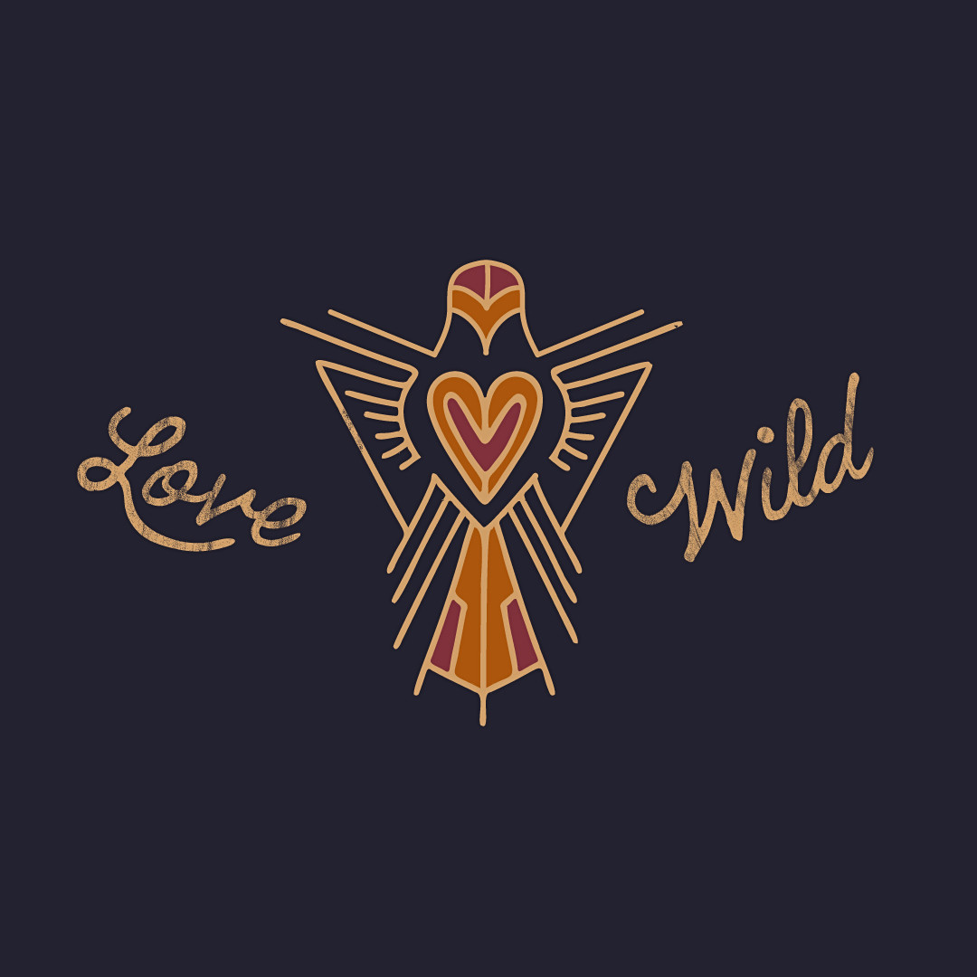 Love Wild Logo