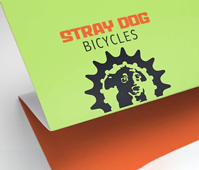 Stray Dogs Bike Logo