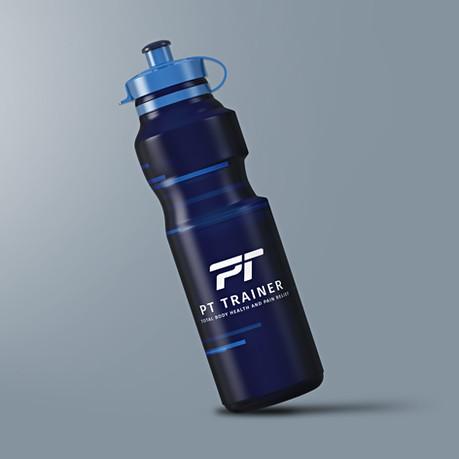 PT Trainer Logo