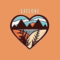 Custom artwork - Explore