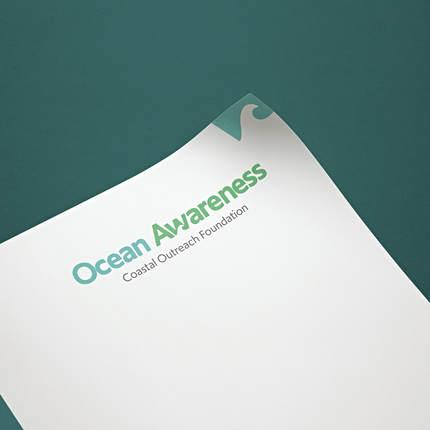 Ocean Awareness Logo