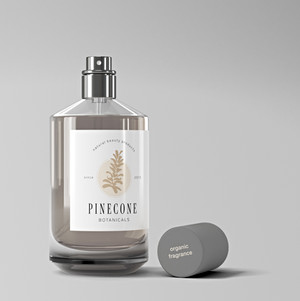 Pinecone Botanicals Label