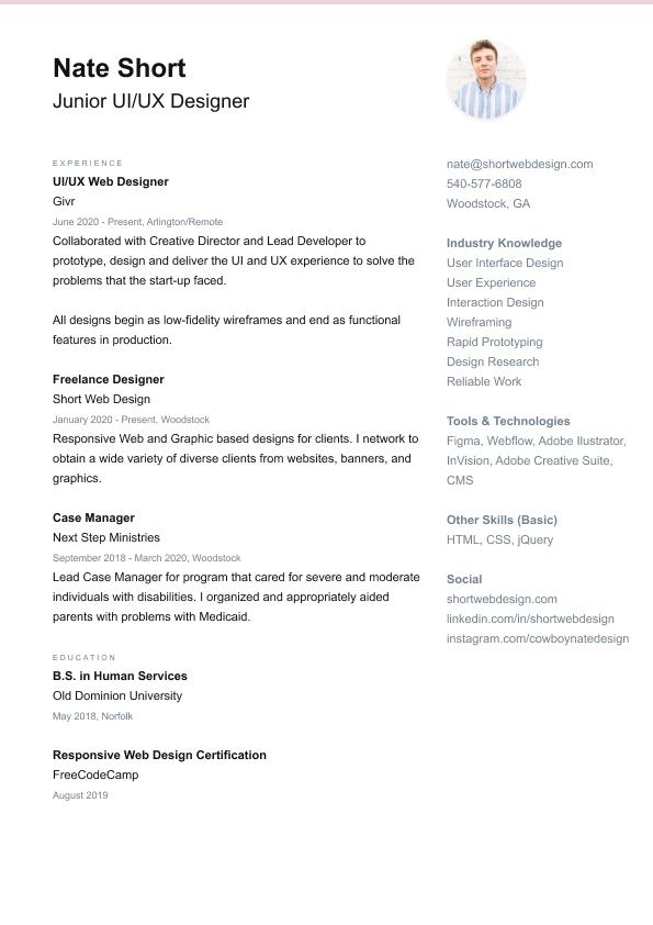 Nate Short Designer Resume.png