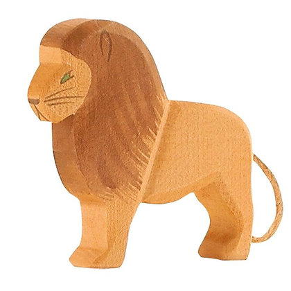 Ostheimer Handmade Wooden Male Lion 20001