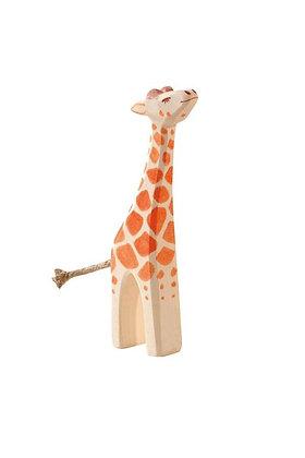Ostheimer Handmade Wooden Giraffe Small 21803