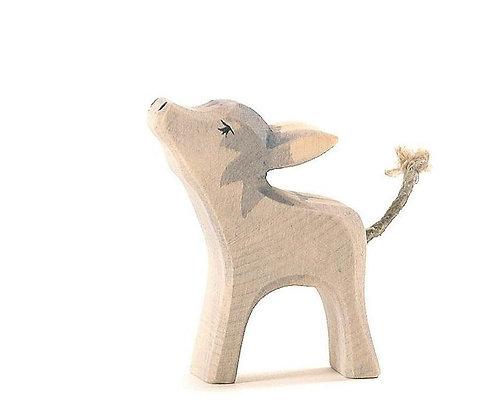 Ostheimer Handmade Wooden Donkey Small 11206